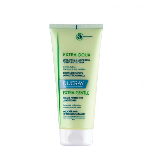 Ducray Extra-Doux Cuidado Após-Shampoo Dermoprotetor 200ml