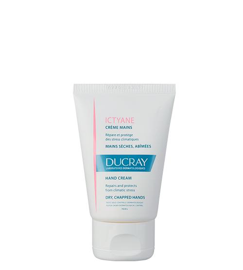 Ducray Ictyane Creme Mãos 50ml