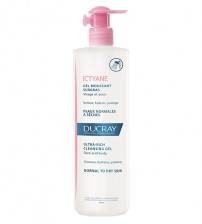 Ducray Ictyane Gel Duche Gordo 400ml