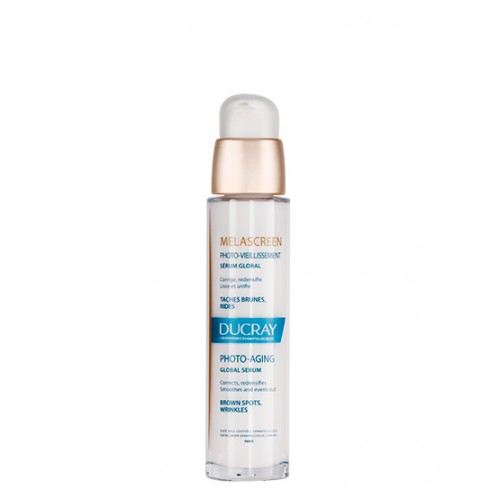 Ducray Melascreen Fotoenvelhecimento Sérum Global 30ml