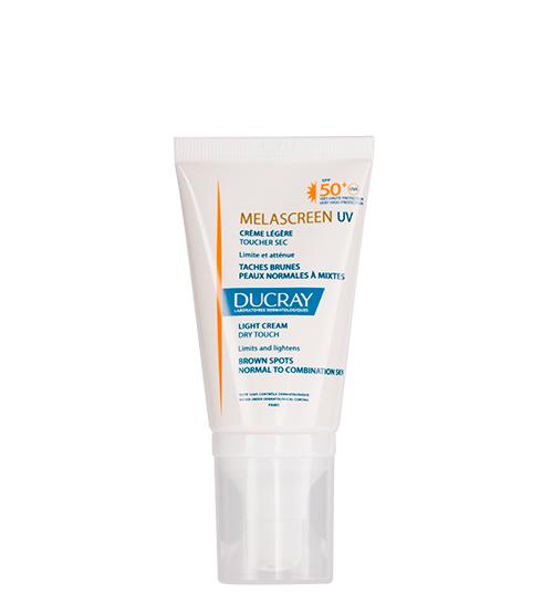Ducray Melascreen UV Creme Ligeiro SPF50+ 40ml