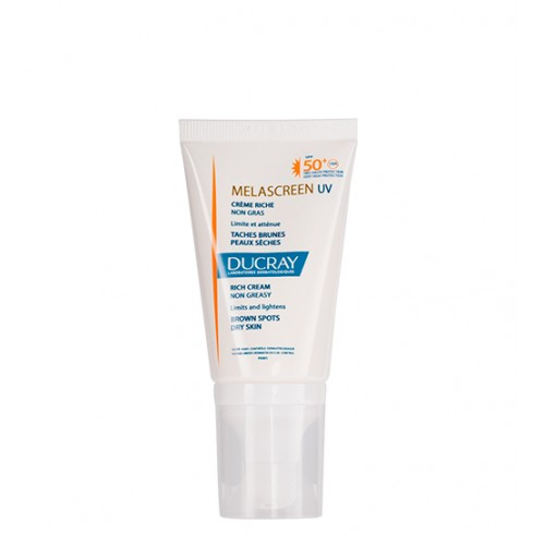 Ducray Melascreen UV Creme Rico SPF50+ 40ml