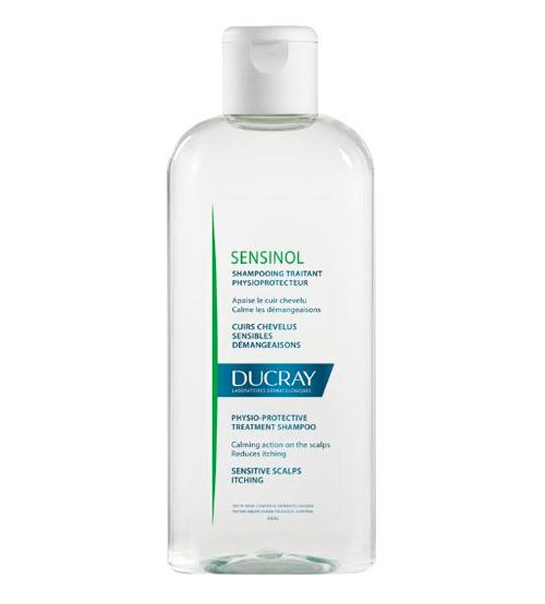 Ducray Sensinol Shampoo de Cuidado 400ml