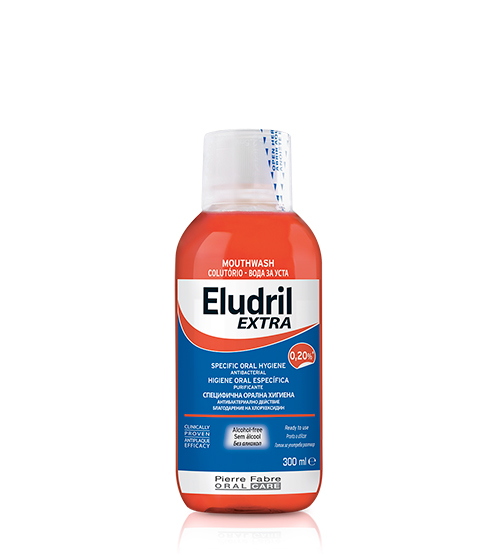 Eludril Extra Elixir 300ml
