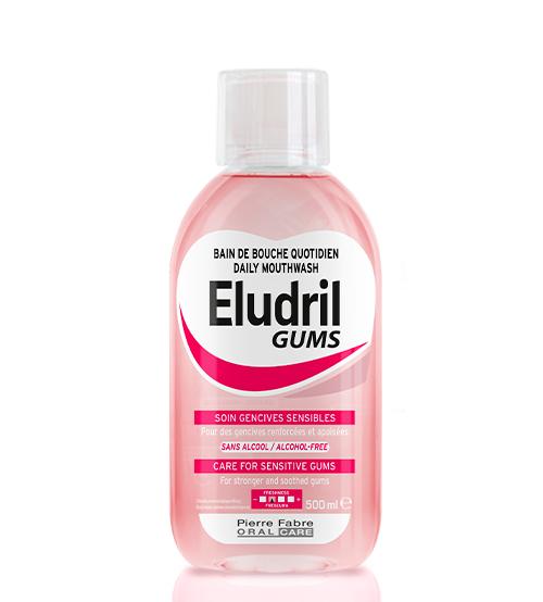 Eludril Gums Elixir 500ml