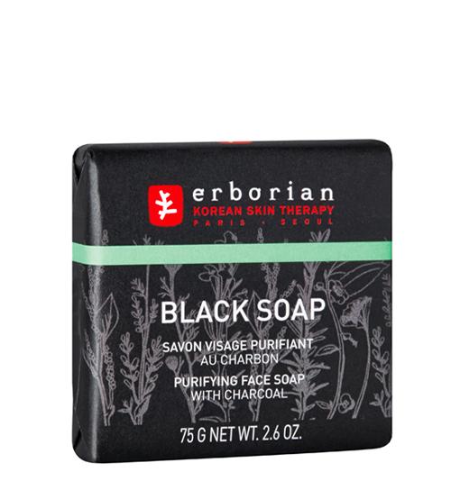 Erborian Black Soap 75g