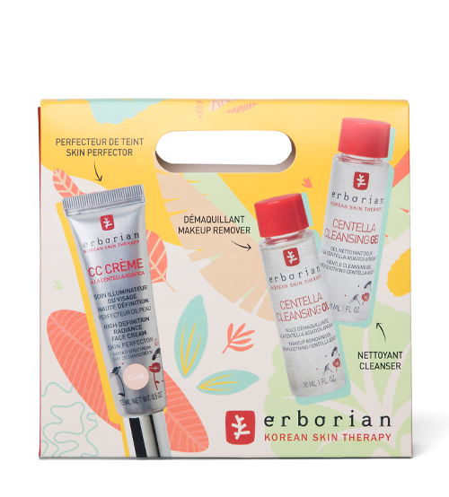 Erborian Kit Centella Power