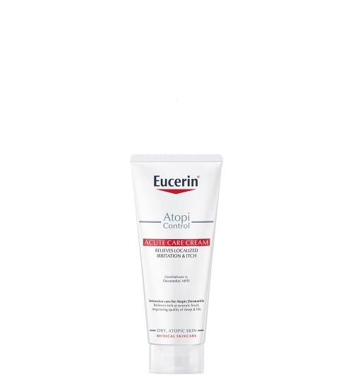 Eucerin AtopiControl Acute Creme Fases Agudas Dry Atopic Skin 100ml