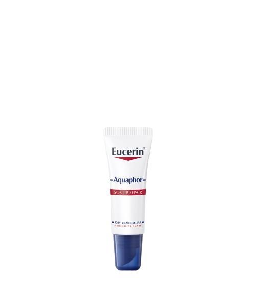 Eucerin Aquaphor Pomada Reparadora Dry Cracked Lips 10ml