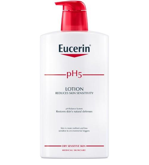 Eucerin pH5 Loção Dry Sensitive Skin 1000ml