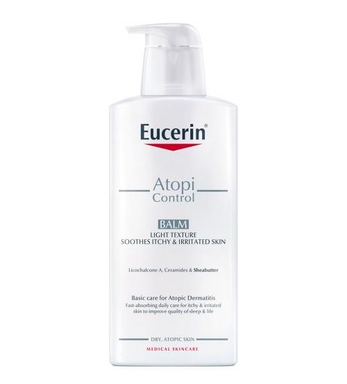 Eucerin AtopiControl Bálsamo Ligeiro Dry Atopic Skin 400ml