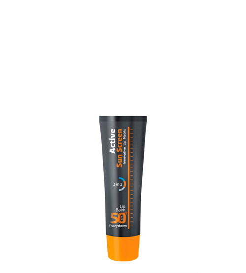 Frezyderm Active Sun Screen Lip Balm SPF50+ 15ml
