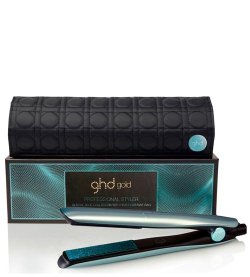 GHD Gold Glacial Blue