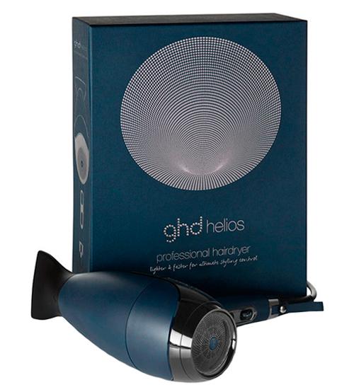 GHD Helios Ink Blue Secador