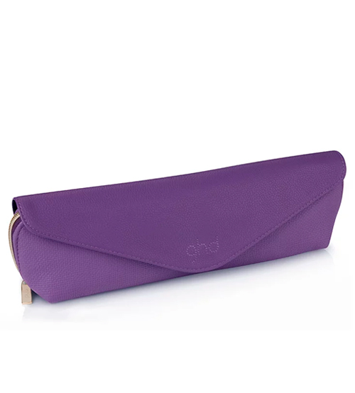 GHD Purple Roll Bag