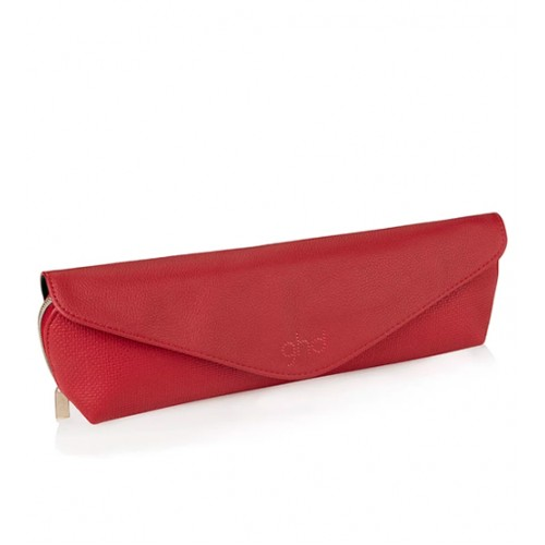 GHD Red Roll Bag