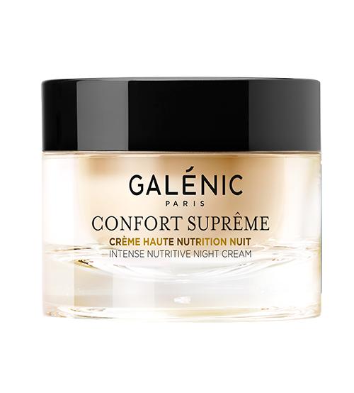 Galénic Confort Suprême Creme Elevada Nutrição Noite 50ml