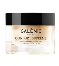 Galénic Confort Suprême Creme Ligeiro Nutritivo 50ml