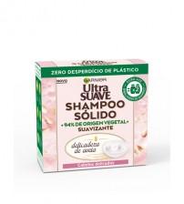 Garnier Ultra Suave Shampoo Sólido Delicadeza de Aveia 60g