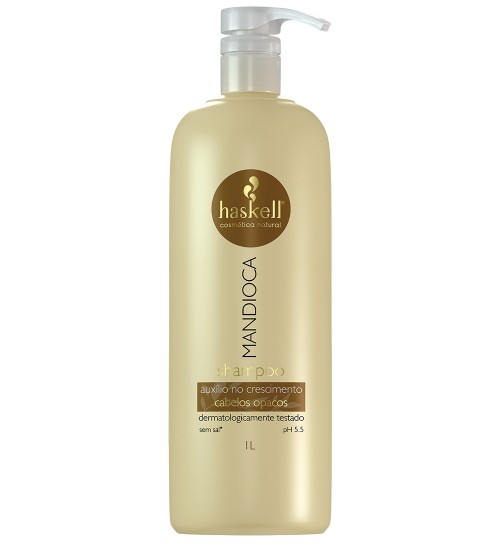 Haskell Mandioca Shampoo 1000ml