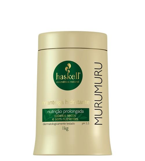Haskell Murumuru Máscara Manteiga Hidratante 1kg