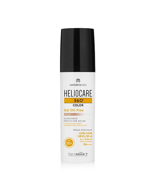 Heliocare 360º Color Gel Oil-Free Bege SPF50+ 50ml