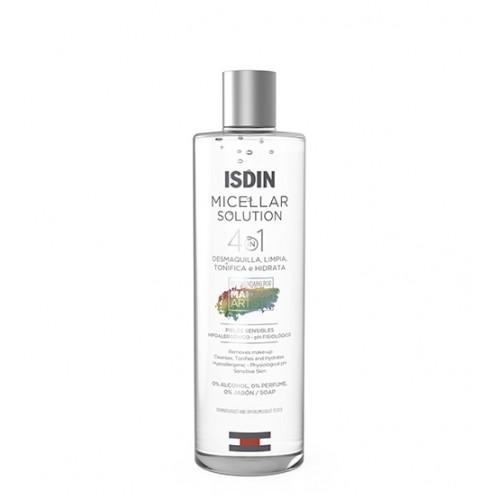 ISDIN Micellar Solution Água Desmaquilhante 400ml