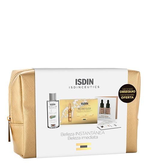 ISDIN Isdinceutics Kit Beleza Imediata + Necessaire
