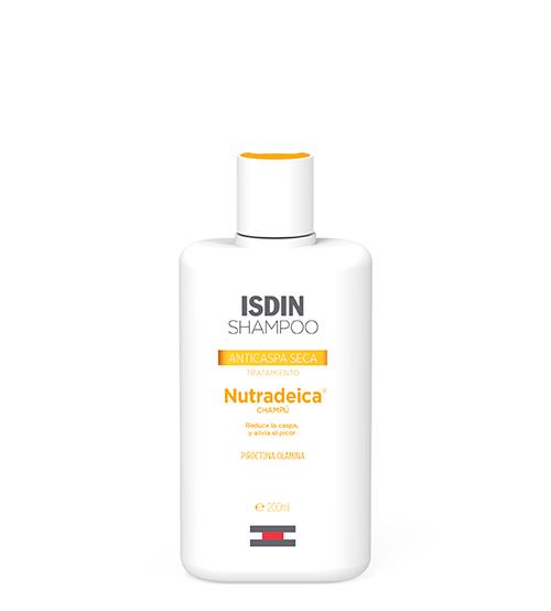 ISDIN Nutradeica Shampoo Anti-Caspa Seca 200ml