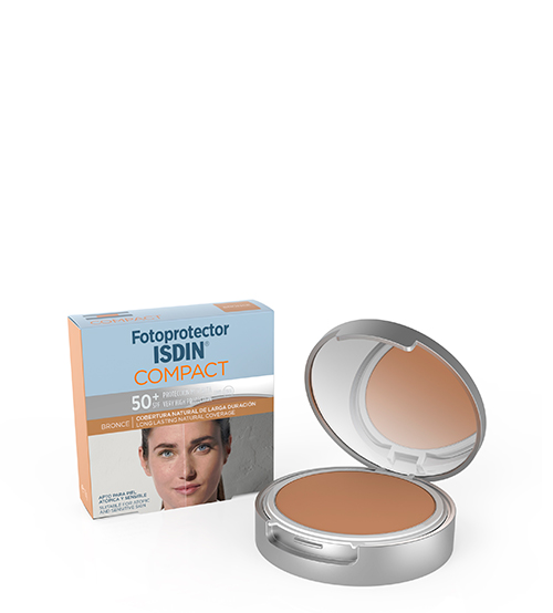 ISDIN Fotoprotector Compacto Bronze SPF50+ 10g