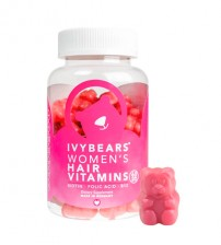 Ivybears Hair Vitamins For Women 60 Gomas
