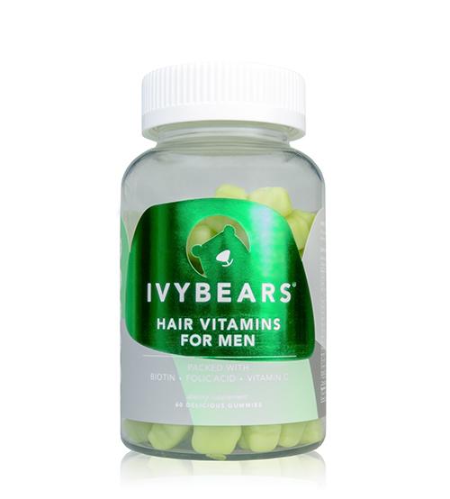 IvyBears Hair Vitamins For Men 150g