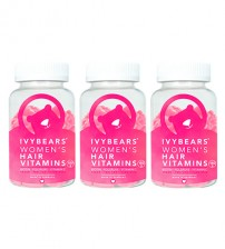 Ivybears Hair Vitamins For Women 3 Meses