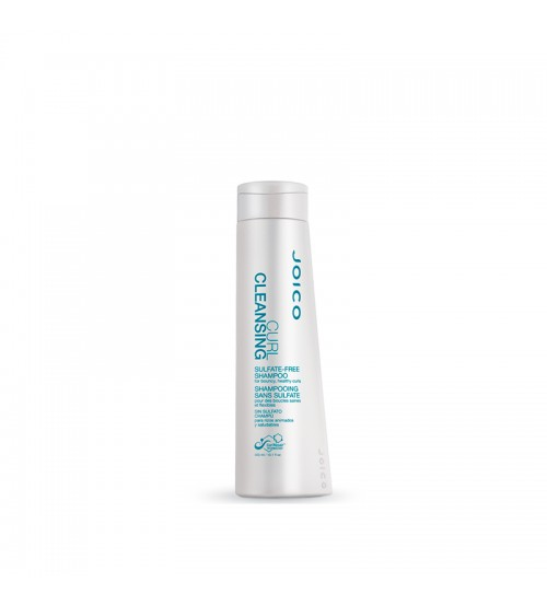 Joico Curl Cleansing Shampoo Cabelo Encaracolado 300ml