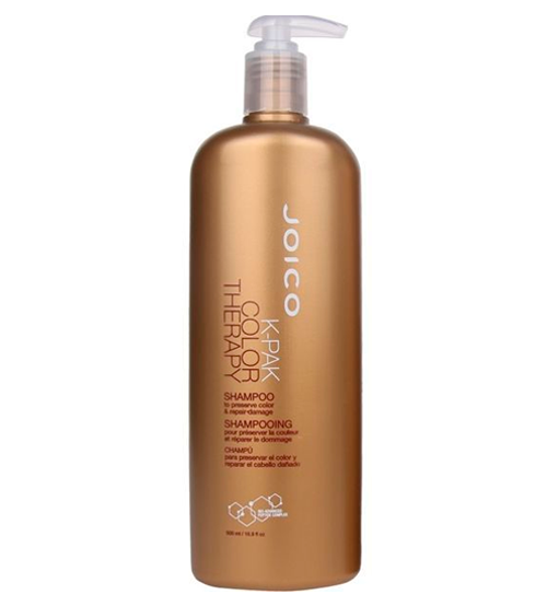 Joico K-Pak Shampoo Cabelo Com Coloração 500ml