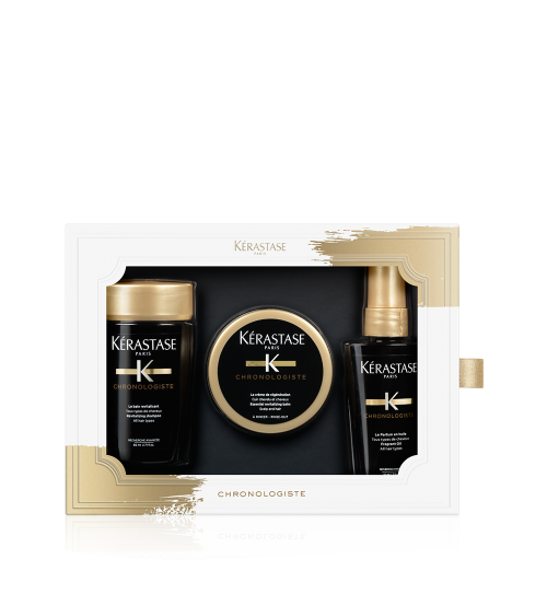 Kerastase Chronologiste Holiday Travel Size Kit