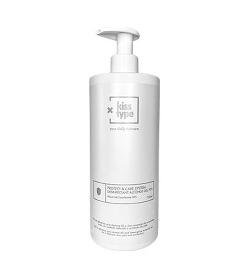 Kiss Type Protect & Care System Álcool Gel 750ml