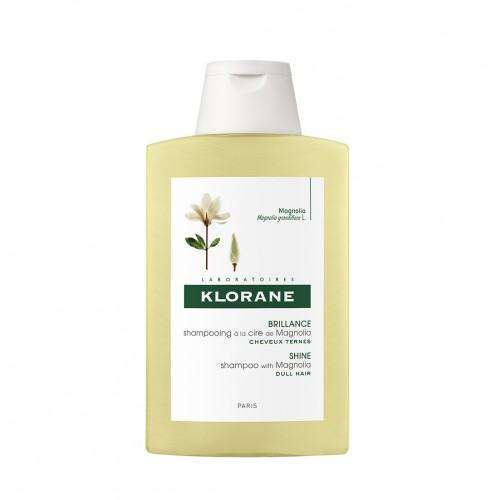 Klorane Capilar Shampoo Cera de Magnólia 200ml