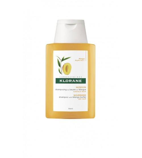 Klorane Capilar Shampoo Manteiga de Manga 100ml