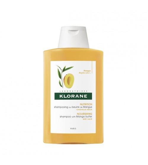 Klorane Capilar Shampoo Manteiga de Manga 200ml
