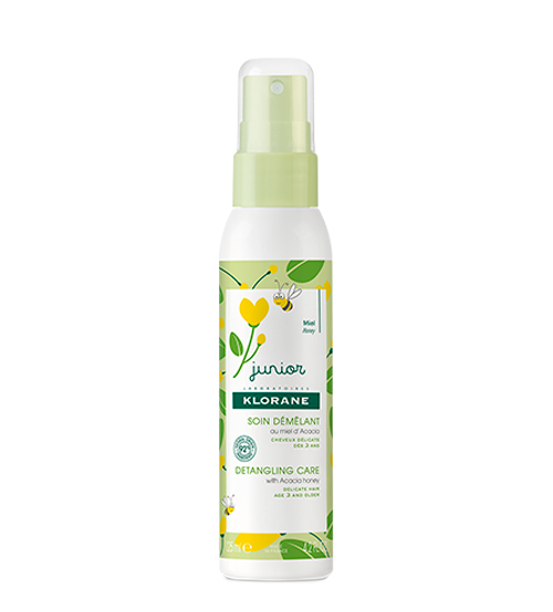 Klorane Junior Spray Desembaraçador Mel de Acácia 125ml