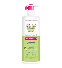 Klorane Petit Junior Gel Corpo e Cabelo Pêra 500ml