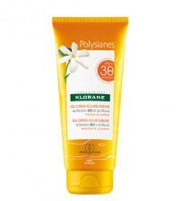 Klorane Polysianes Gel-Creme Rosto e Corpo SPF30 200ml
