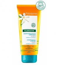 Klorane Polysianes Shampoo Pós-Solar Corpo e Cabelo 200ml