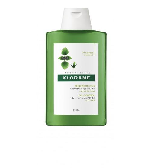 Klorane Capilar Shampoo Ortiga Branca 200ml
