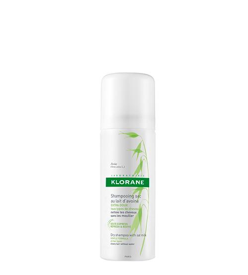 Klorane Capilar Shampoo Seco Leite de Aveia 50ml