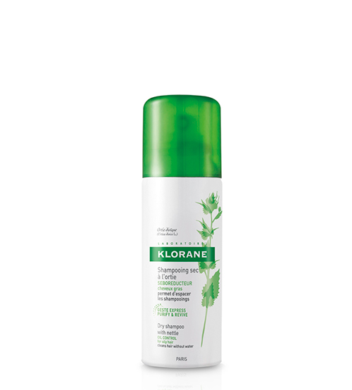 Klorane Capilar Shampoo Seco Ortiga Branca 50ml