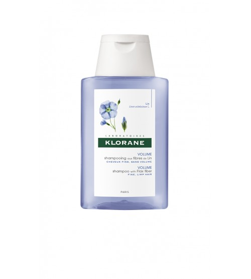 Klorane Capilar Shampoo Fibras de Linho 100ml