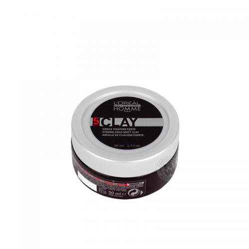 L'Oréal Homme Clay Creme Fixador 50ml