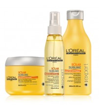 Loreal Solar Sublime Kit